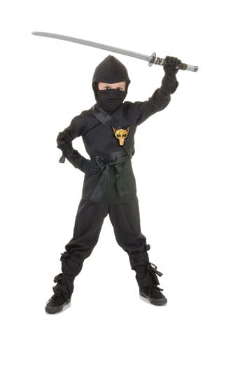 Ninja Fighter Kids Costume