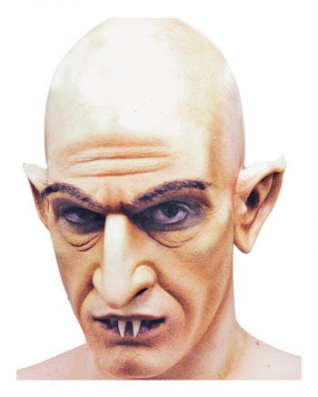 Nosferatu foam latex application