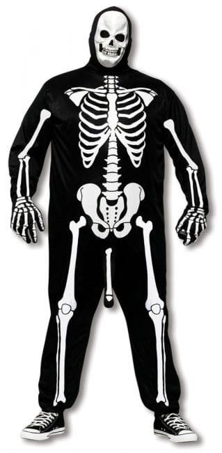 Horny Skeleboner Costume Plus Size