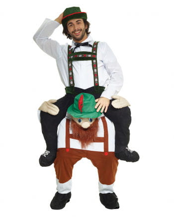 Oktoberfest Seppl Carry Me Costume
