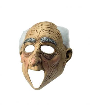 Grandpa Mask With Haarkranz