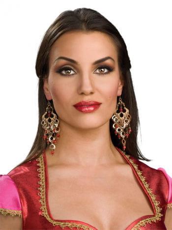 Oriental Earrings 2 pcs