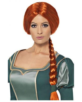 Prinzessin Fiona Perücke