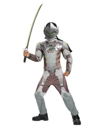 Overwatch Genji Kinder Kostüm