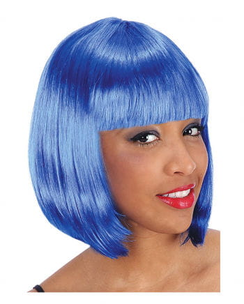 Pageboy wig Blue Economy