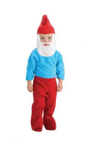Papa Smurf costume Toddlers  b78a215fdc