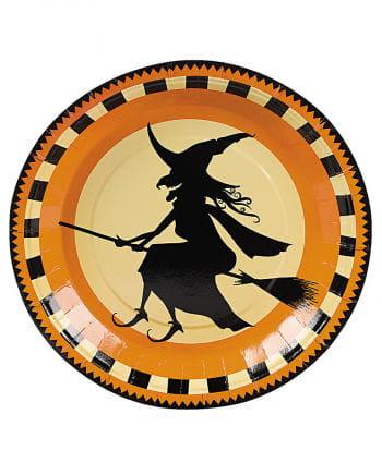 Cardboard Flying Witch