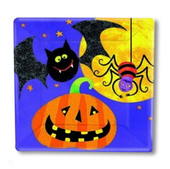 Halloween Paper Plates