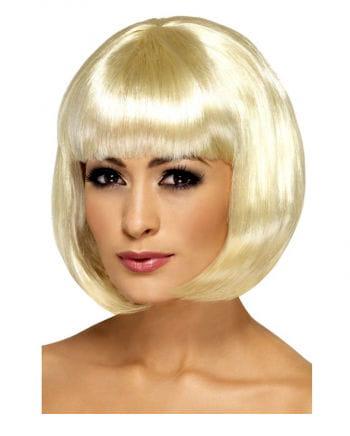 Partyrama Bob Wig Light Blonde