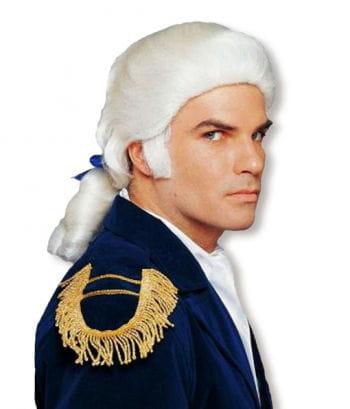 Patriot Wig White