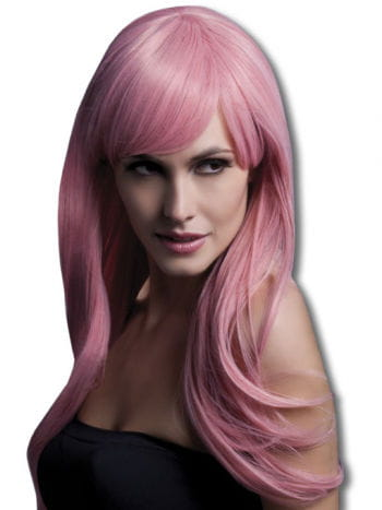 Damen Perücke Sienna Pink