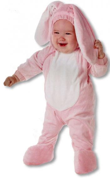 Pinker Hase Kids Costume L