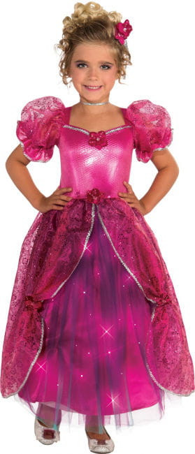 Pink Princess Child Costume