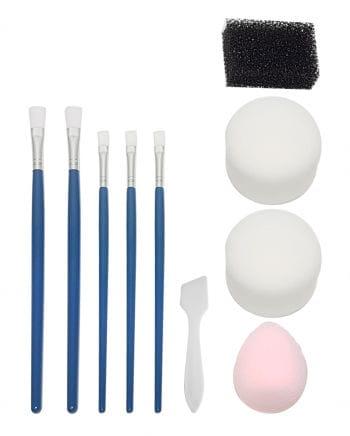 10 Pcs. Make-up Tool Set