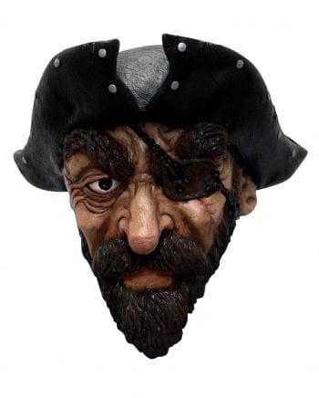 Pirate Mask With Beard