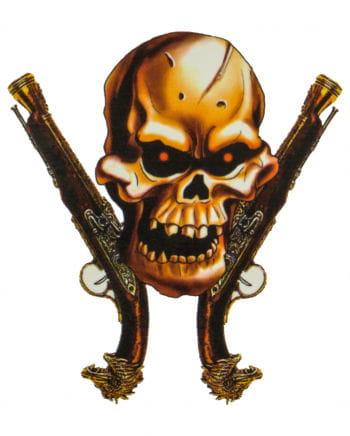 Tattoo Motif Pirate B