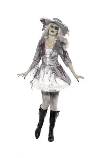 Ghost Ship Pirate Babe Costume