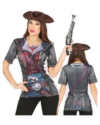 Piratenbraut T-Shirt