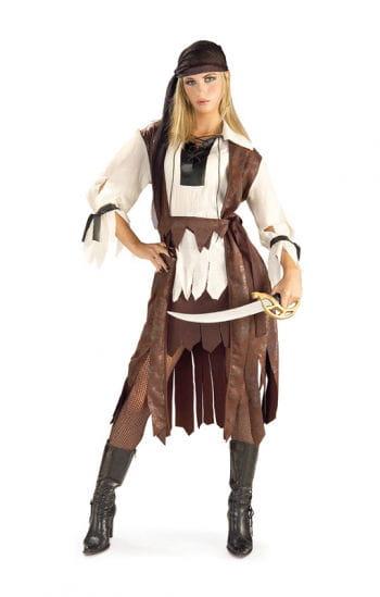 Sexy Piraten Braut Kostüm