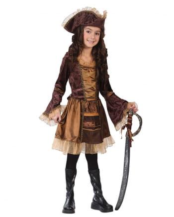 piratenlady kinderkost m gr s piratenkost m f r m dchen. Black Bedroom Furniture Sets. Home Design Ideas