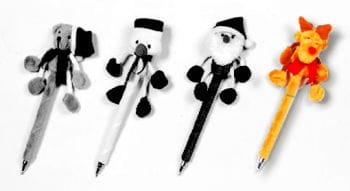 Plüsch Kugelschreiber Elch