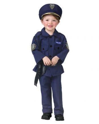 Policeman Child Costume