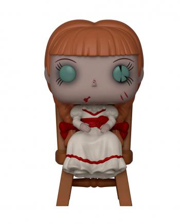 POP Movies: Annabelle In Chair Vinyl Figure
