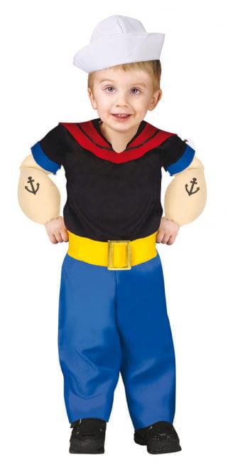 Orginial Popeye costume Toddlers