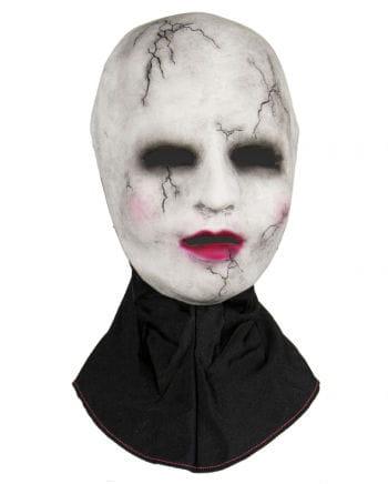 Silikon Halbmaske Porzellan Puppe