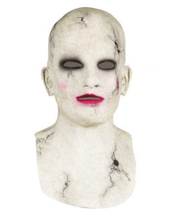 Porcelain doll silicone mask
