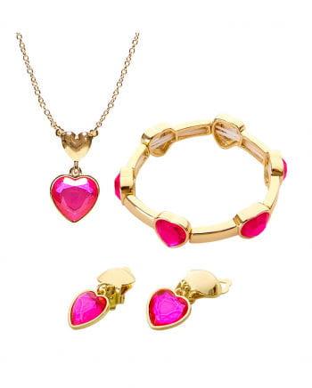 Princess Jewelry 3 pieces