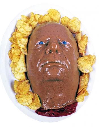 Pudding mold head