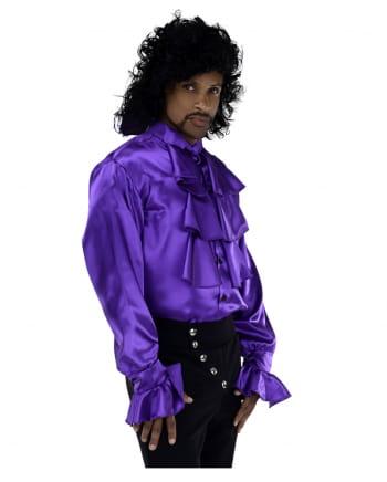 Purple Rain Costume Shirt