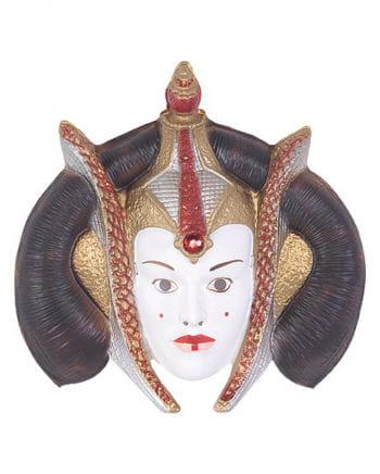 Queen Amidala PVC Maske