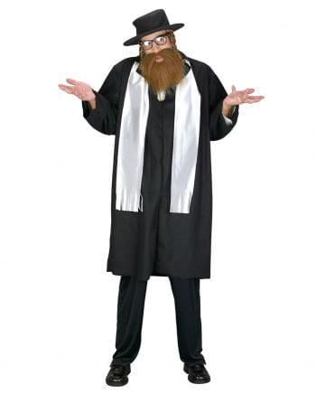 Rabbi Costume One Size