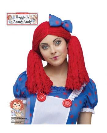Raggedy Ann wig