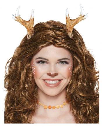 Deer antler hair ripe