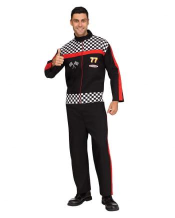 Rennfahrer Kostüm Overall
