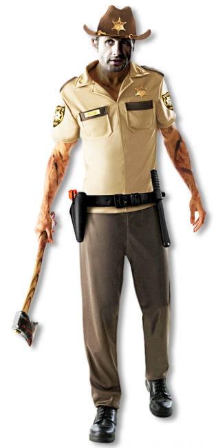 Rick Grimes Sheriff Costume