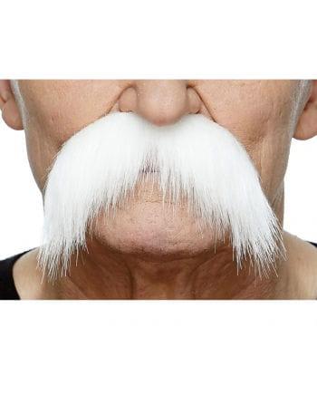 Giant Moustache White