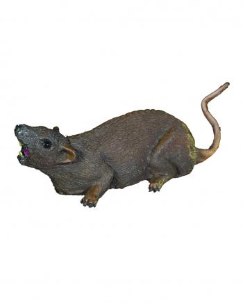 Riesige Latex Ratte 43 cm