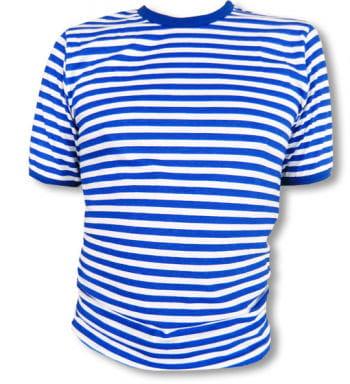 Ringelshirt Blue / White Deluxe