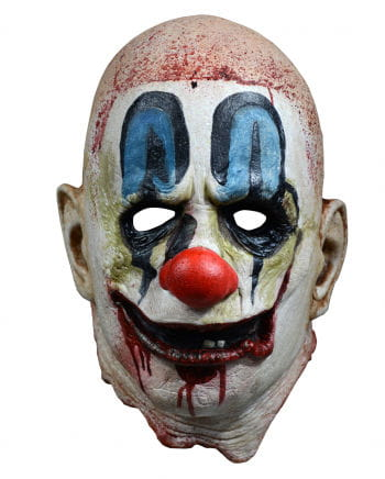 Rob Zombie Halloween Clown Mask.Rob Zombie 31 Movie Poster Mask