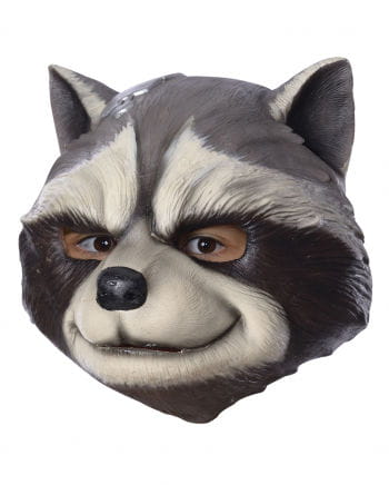 Rocket Raccoon 3/4 mask