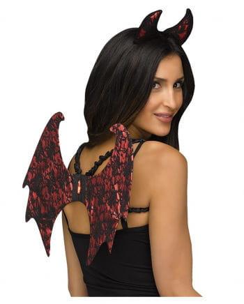 Romantic Devil Costume Set
