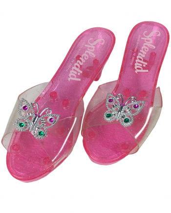 Rosa Prinzessinnen Schuhe