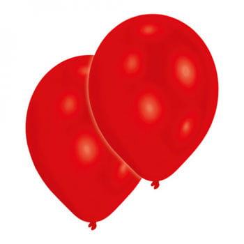 Rote Luftballons 50 St.