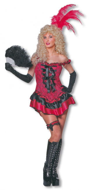 Red Lady Costume