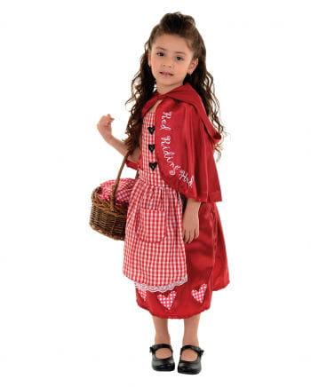 Red Riding Hood Kids Costume