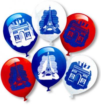 Luftballons Frankreich 6 St.